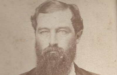 E.R. Clapp's early days in Fort Des Moines
