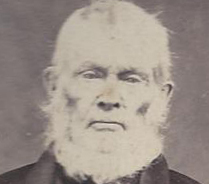 William Forster (1794 – 1866) in Winterset, Iowa
